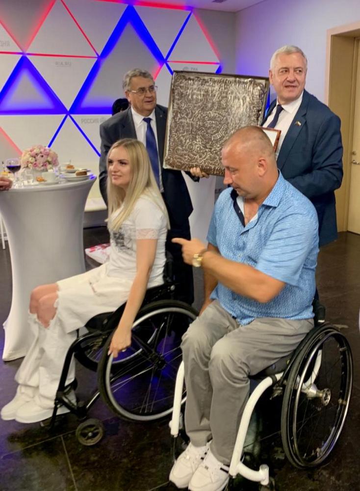 27 мая 2021 года пройдет XI официальная церемония вручения Международной премии «Филантроп» за выдающиеся достижения инвалидов в области культуры и искусства